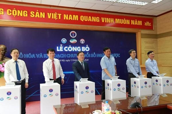 Đến 2023, ngành dược sẽ số hóa 100% thông tin, dữ liệu thuốc lưu hành tại Việt Nam ảnh 1
