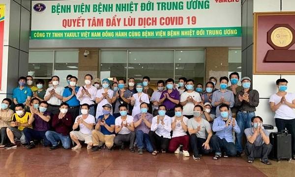 183 người từ Guinea Xích đạo về đã hết cách ly, 6 người vừa nhiễm Covid-19 vừa bị sốt rét ảnh 1