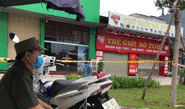 Ba bệnh nhân mắc Covid-19 ở thành phố Hải Dương làm cùng nhà hàng, tiếp xúc nhiều người ảnh 1