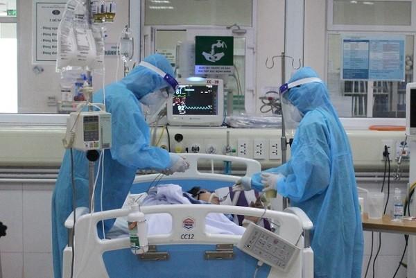 Ca Covid-19 thứ 25 tử vong, là nữ bệnh nhân bị ung thư buồng trứng ảnh 1