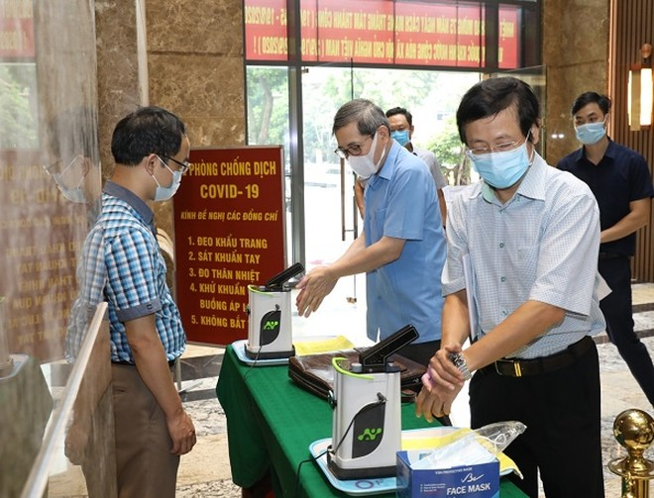 Hà Nội đặt mục tiêu tăng thu nhập bình quân đầu người lên 8.500 USD/ năm vào 2025 ảnh 3