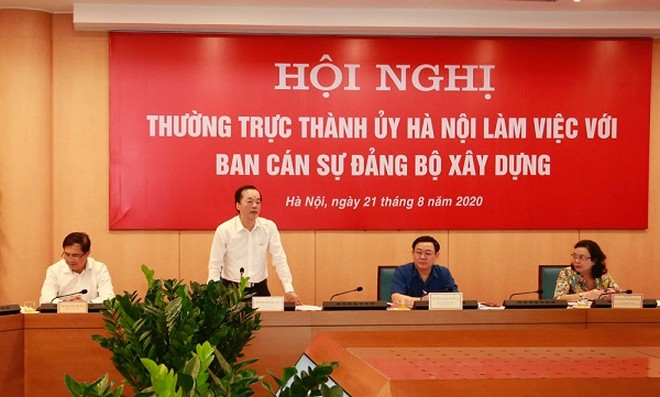 Bộ Xây dựng cam kết cùng Hà Nội giải quyết các vướng mắc về cải tạo chung cư cũ ảnh 1