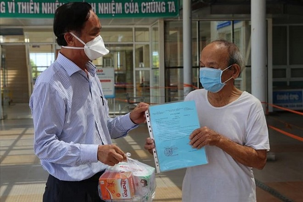 Ca nghi nhiễm Covid-19 mới nhất ở Đà Nẵng hết dương tính lại âm tính, cần xét nghiệm thêm ảnh 1