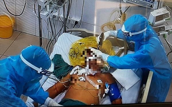Ca Covid-19 nặng nhất miền Bắc đã thoát ECMO, thêm 38 bệnh nhân khỏi bệnh ảnh 1