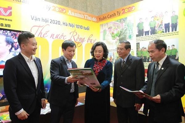 Hà Nội: Tăng cường sự lãnh đạo của Đảng, chính quyền đối với hoạt động báo chí ảnh 1