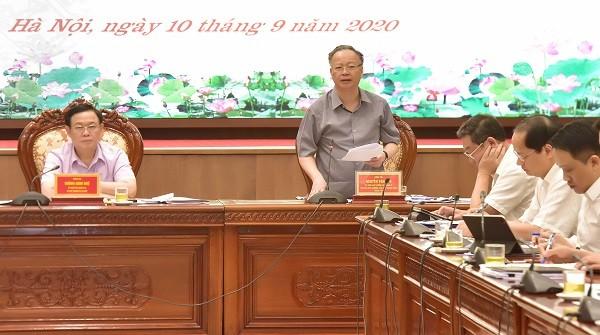 Hà Nội sẽ tiếp tục hỗ trợ cho doanh nghiệp, hộ kinh doanh bị ảnh hưởng bởi Covid-19 ảnh 1