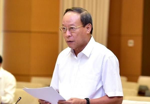 Thượng tướng Lê Quý Vương: Đã khởi tố 158 bị can phạm tội về chức vụ ảnh 1