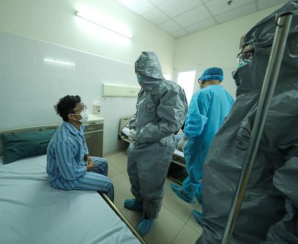 Ba người đang cách ly tại Hà Nội được phát hiện dương tính với SARS-CoV-2 ảnh 1
