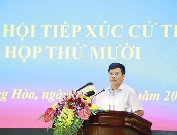 Bí thư Thành ủy Hà Nội: Dứt khoát phải đầu tư mở rộng quốc lộ 21B trong nhiệm kỳ tới ảnh 3