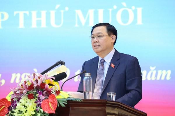 Bí thư Thành ủy Hà Nội: Dứt khoát phải đầu tư mở rộng quốc lộ 21B trong nhiệm kỳ tới ảnh 4