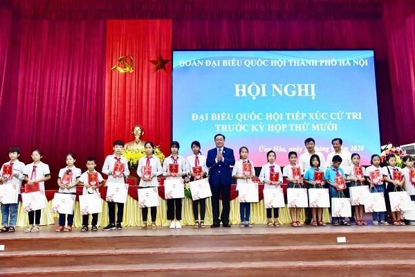 Bí thư Thành ủy Hà Nội: Dứt khoát phải đầu tư mở rộng quốc lộ 21B trong nhiệm kỳ tới ảnh 5