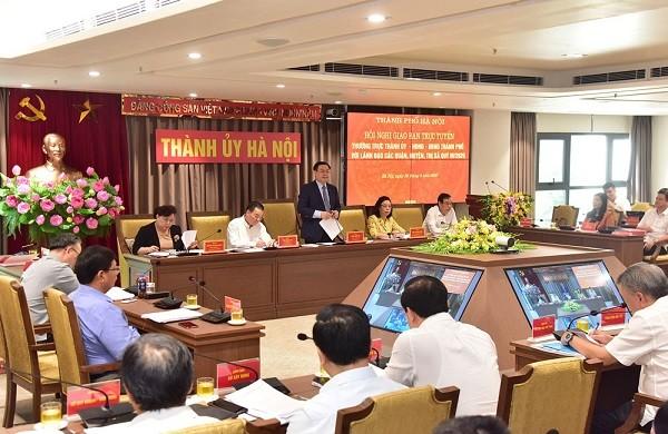 Hà Nội: Khoảng 10.700 doanh nghiệp tạm ngừng hoạt động, giải thể trong 9 tháng qua ảnh 1