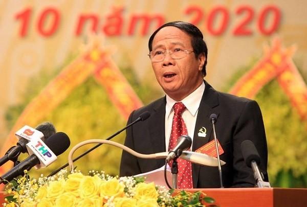 Ông Lê Văn Thành tái đắc cử chức Bí thư Thành ủy Hải Phòng ảnh 1