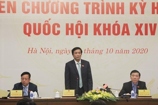 Quốc hội sẽ dành một phút mặc niệm ĐBQH, Thiếu tướng Nguyễn Văn Man ảnh 1