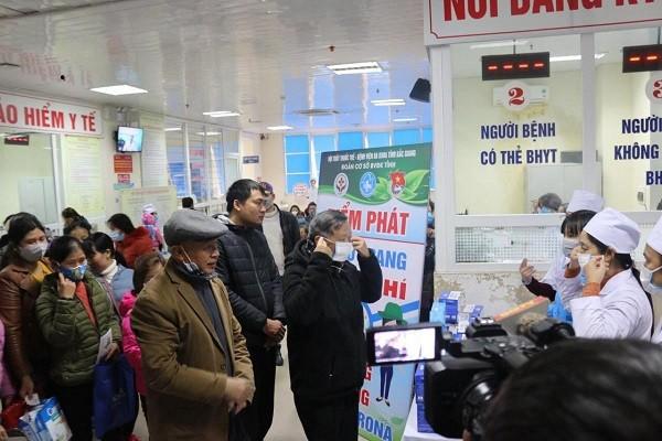 Hà Nội lập 3 đoàn kiểm tra lĩnh vực bảo hiểm xã hội, bảo hiểm y tế ảnh 1