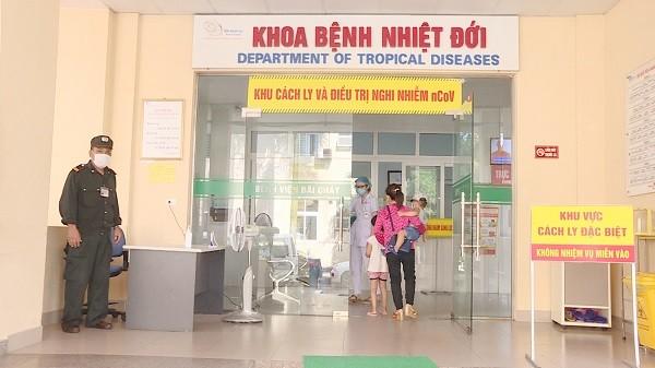 Mới: Công bố thêm 9 người mắc Covid-19 ở Quảng Ninh, Khánh Hòa và Bình Dương ảnh 1