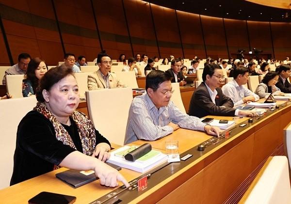 Chính thức chọn ngày 23-5-2021 là ngày bầu cử đại biểu Quốc hội, đại biểu HĐND khóa mới ảnh 1