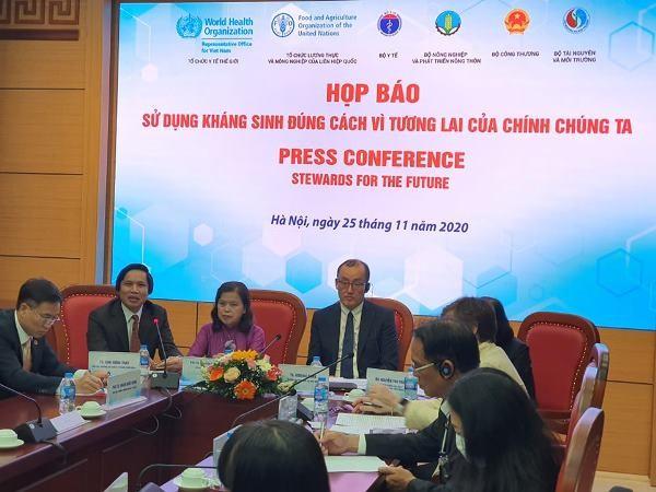 Kháng thuốc tăng báo động, Việt Nam đã dùng tới kháng sinh thế hệ 3 và 4 ảnh 2