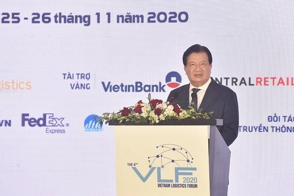 Phó Thủ tướng Trịnh Đình Dũng: Cắt ngay các thủ tục không cần thiết để giảm chi phí logistics ảnh 1