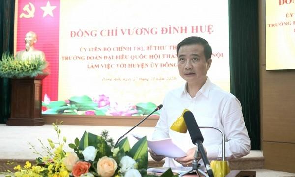 Đề xuất thành phố Hà Nội sớm đầu tư xây dựng cầu Tứ Liên, làm thêm 22 tuyến đường ảnh 2