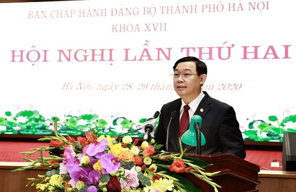 Hà Nội đề ra 9 nhiệm vụ để quyết phục hồi kinh tế, đặt mục tiêu tăng trưởng 7,5% năm 2021 ảnh 2