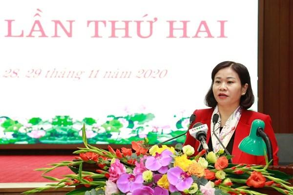 Hà Nội: Mỗi Thành ủy viên phải dành ít nhất 1/3 thời gian đi cơ sở nắm tình hình ảnh 1