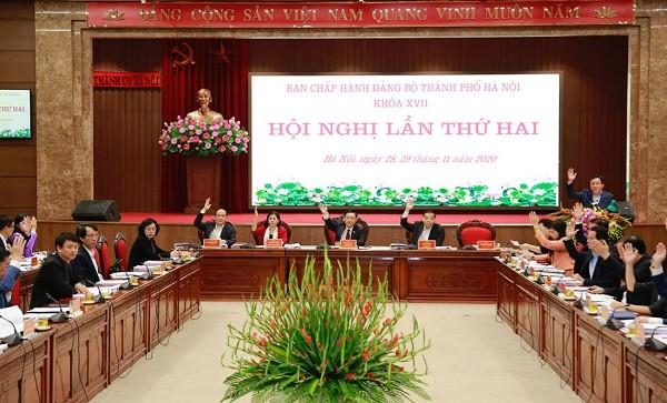 Bí thư Thành ủy Hà Nội: Nhiều nghị quyết đã ban hành, quan trọng giờ là hành động thế nào ảnh 1