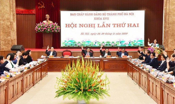 Hà Nội đề ra 9 nhiệm vụ để quyết phục hồi kinh tế, đặt mục tiêu tăng trưởng 7,5% năm 2021 ảnh 3