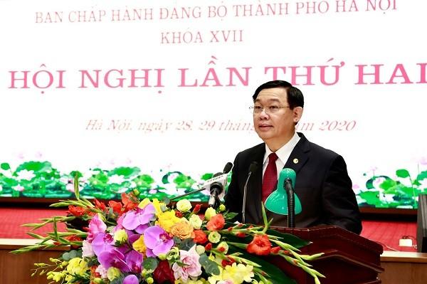 Bí thư Thành ủy Hà Nội: Nhiều nghị quyết đã ban hành, quan trọng giờ là hành động thế nào ảnh 2