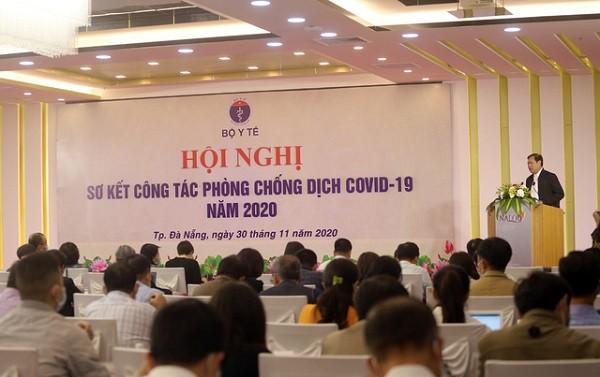 Bộ Y tế: Chưa coi BN1347 ở TP.HCM là ca lây trong cộng đồng, lo đợt dịch mới bùng lên ảnh 2