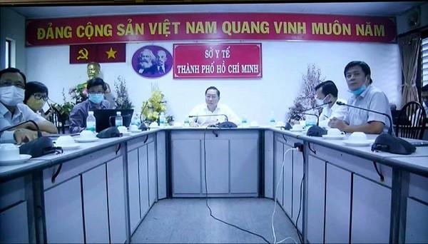 Bộ Y tế: Chưa coi BN1347 ở TP.HCM là ca lây trong cộng đồng, lo đợt dịch mới bùng lên ảnh 1