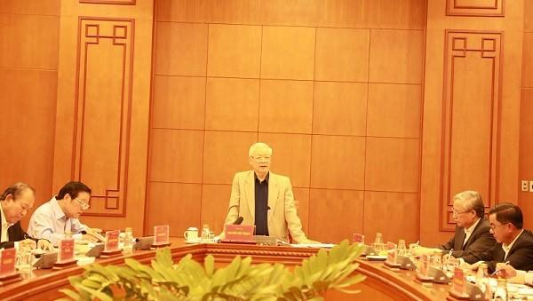 Trung ương rút ra 7 bài học kinh nghiệm về phòng, chống tham nhũng ảnh 1