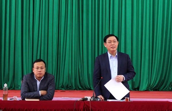 Bí thư Thành ủy Hà Nội phê bình huyện Sóc Sơn chưa làm hết trách nhiệm trong vụ bãi rác Nam Sơn ảnh 2