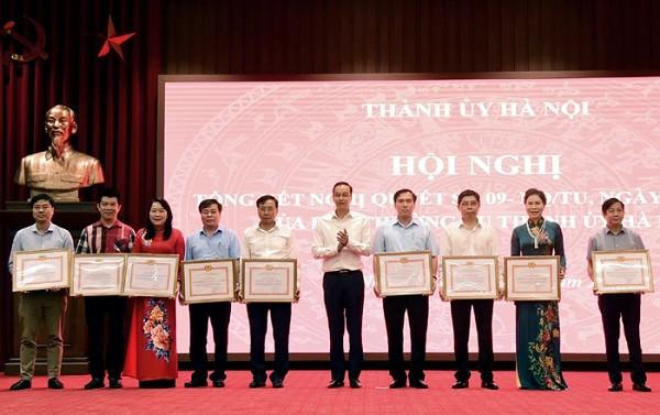 Hà Nội thành lập Ban Chỉ đạo xây dựng đảng và đoàn thể trong doanh nghiệp ngoài nhà nước ảnh 1
