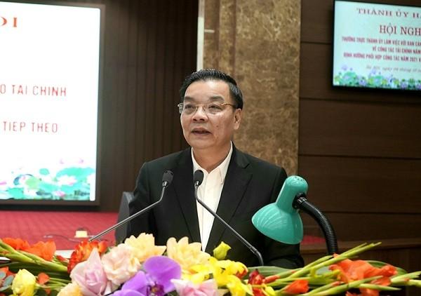 Hà Nội kiến nghị Bộ Tài chính gỡ vướng 31 cơ chế chính sách về thu-chi, thuế, phí... ảnh 1