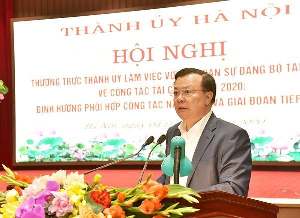 Hà Nội kiến nghị Bộ Tài chính gỡ vướng 31 cơ chế chính sách về thu-chi, thuế, phí... ảnh 2