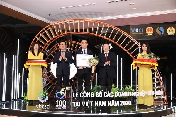 Herbalife Việt Nam được vinh danh trong tốp 100 doanh nghiệp bền vững năm 2020 ảnh 1