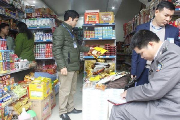 Lập 6 đoàn kiểm tra liên ngành Trung ương về an toàn thực phẩm Tết ảnh 1