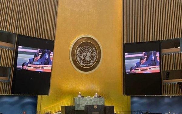 Lần đầu tiên, Đại hội đồng Liên hợp quốc thông qua một Nghị quyết do Việt Nam trình ảnh 1