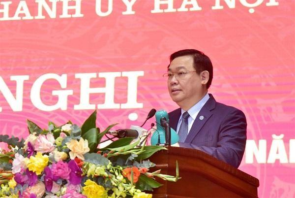 Bí thư Thành ủy Hà Nội: Phải quan tâm đến cán bộ trẻ được đào tạo bài bản ảnh 3