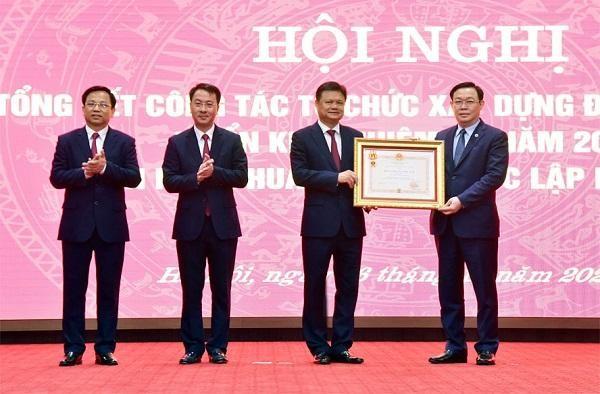 Bí thư Thành ủy Hà Nội: Phải quan tâm đến cán bộ trẻ được đào tạo bài bản ảnh 1
