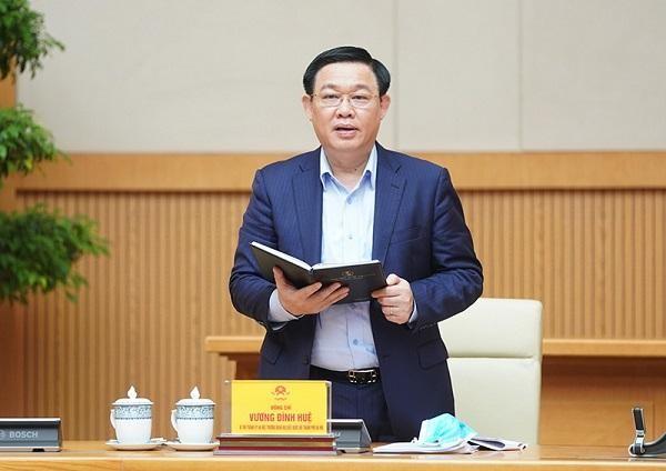 Bí thư Thành ủy Vương Đình Huệ làm Trưởng ban chỉ đạo cuộc bầu cử ĐBQH, HĐND TP ảnh 1