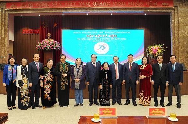 Bí thư Thành ủy Hà Nội: Các vị ĐBQH TP dù ở cương vị nào đều làm tròn trách nhiệm ảnh 1