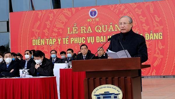 Đại hội XIII của Đảng diễn ra trong bối cảnh rất khác biệt ảnh 1