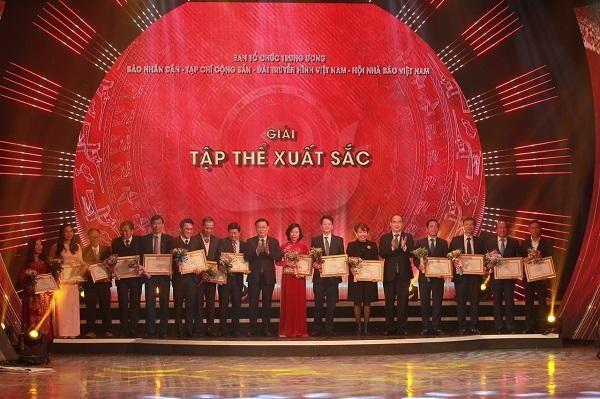 Báo An ninh Thủ đô đoạt giải C Giải báo chí toàn quốc về xây dựng Đảng lần thứ V - năm 2020 ảnh 1