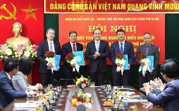 Ông Lê Minh Đức làm Chánh Văn phòng Đoàn đại biểu Quốc hội và HĐND TP Hà Nội ảnh 1