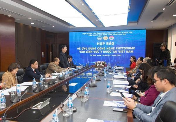 Công bố đột phá mới trong ứng dụng Công nghệ Phytosome vào lĩnh vực y dược tại Việt Nam ảnh 1