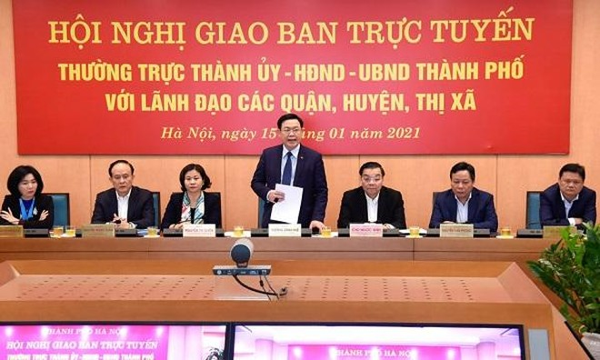 Bí thư Thành ủy Hà Nội: Chính quyền phải tạo ra chuyển biến để người dân thừa nhận ảnh 1