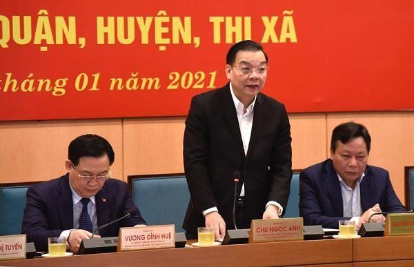 Bí thư Thành ủy Hà Nội: Chính quyền phải tạo ra chuyển biến để người dân thừa nhận ảnh 2