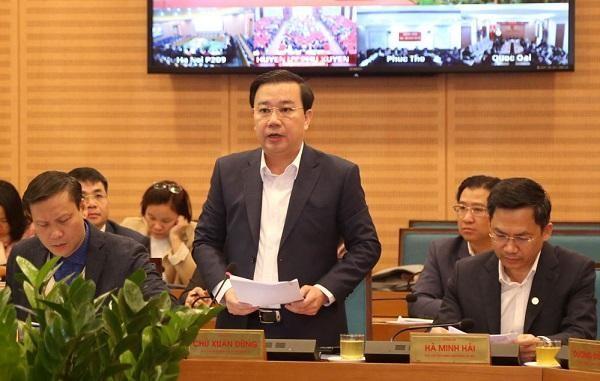 Hà Nội dành 40 nghìn tỷ đồng trữ hàng Tết, quán triệt lại việc nghiêm cấm biếu quà Tết lãnh đạo ảnh 1